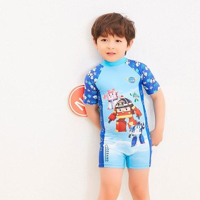 9c623586a4f Sexy Kids Swimsuits Bikini For Kids Swimming Suit Boys Swimwear 2018 New  Children Boy Cuhk Cute 28009 Animal Polyester Sierra