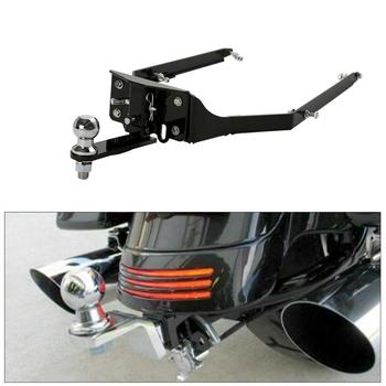 Motorcycle Vertical Reciever Hitch Trailer Hitch For Honda Goldwing Gold wing 1800 GL1800 2018-2020 2019 цена 2017