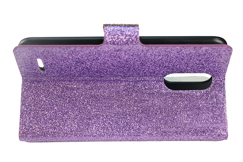 (3 styper) Högkvalitativt mode PU lyxigt flipläderfodral för LG - Reservdelar och tillbehör för mobiltelefoner - Foto 4