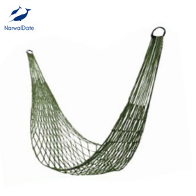 Classic Net Hammock Military Camp Mesh Hammocks Tent Outdoor Indoor Net Portable Beach Camping Chair Kids Swing Anti-rollover