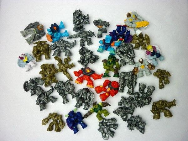 аниме gormiti цифры пвх игрушки модели
