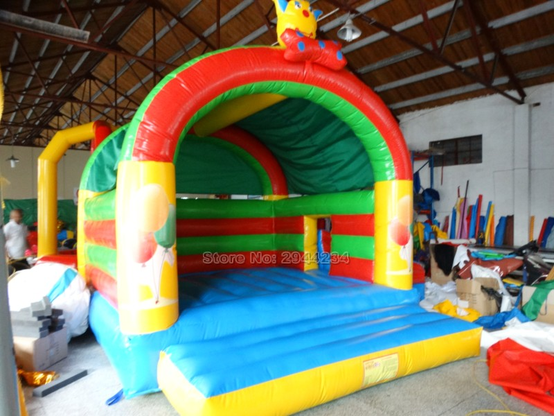 bounce house playground equipment indoor with a slide for children indoor children soft playground electric play toys for play center amusement indoor playground equipment ina1555