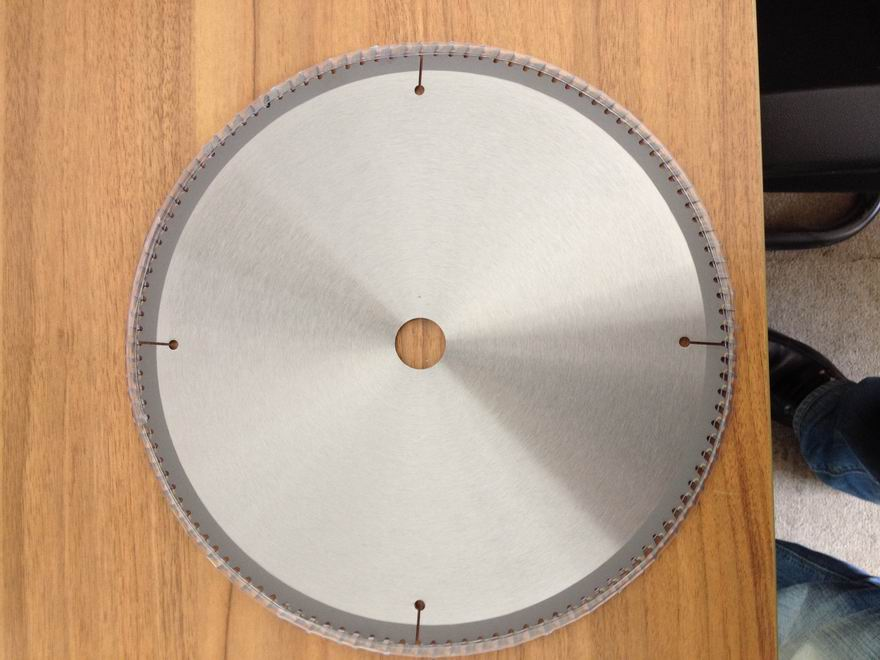 On sale of 1PC DIY quality 400*3.4*30*100z/120z TCT saw blade for NF metal aluminum/copper/brass/zinc/lead billet cutting on sale modern aluminum
