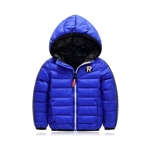 ccbf24c16 Aliexpress.com   Buy 2018 Baby Boys Girls Winter Jacket Clothes Kids ...