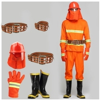 Hot selling fire suit five pieces