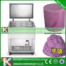 6 blocks Continuous ice machine High power electric shaved ice machine for commercial use shipping by sea