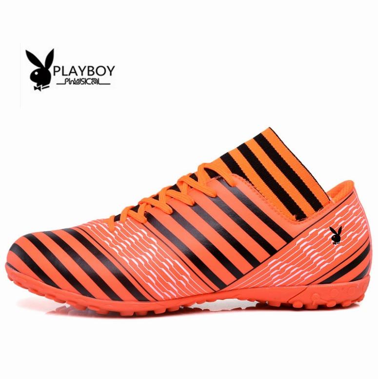 Turnschuhe Analytisch Fußball Schuhe Mit Der Gleichen Absatz Nicht-rutsch Verschleiß-beständig Nägel Gebrochen Nägel Tf Sport Ball Training Fußball Schuhe