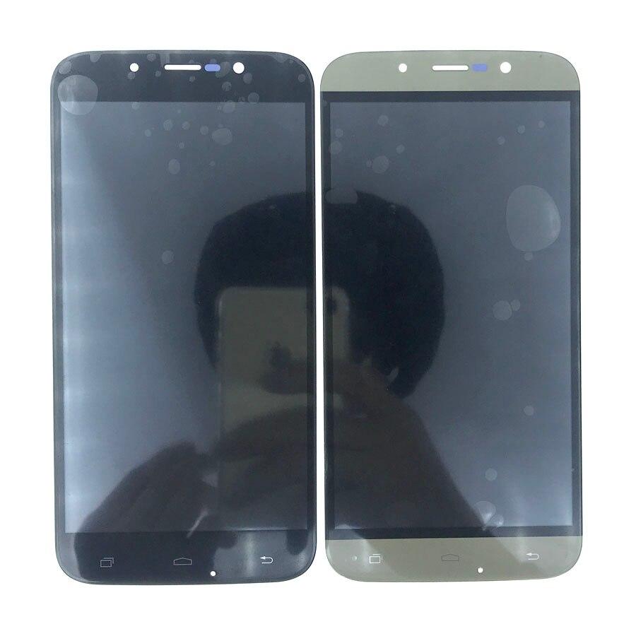 En Stock 100% Testé 1280*720 5.5 pouce Affichage Pour DEXP Ixion ES255 Feu LCD Écran + Tactile Digitizer verre