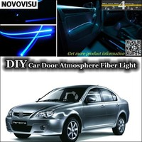For Proton Persona Interior Ambient Light Tuning Atmosphere Fiber Optic Band Lights Inside Door Panel Illumination