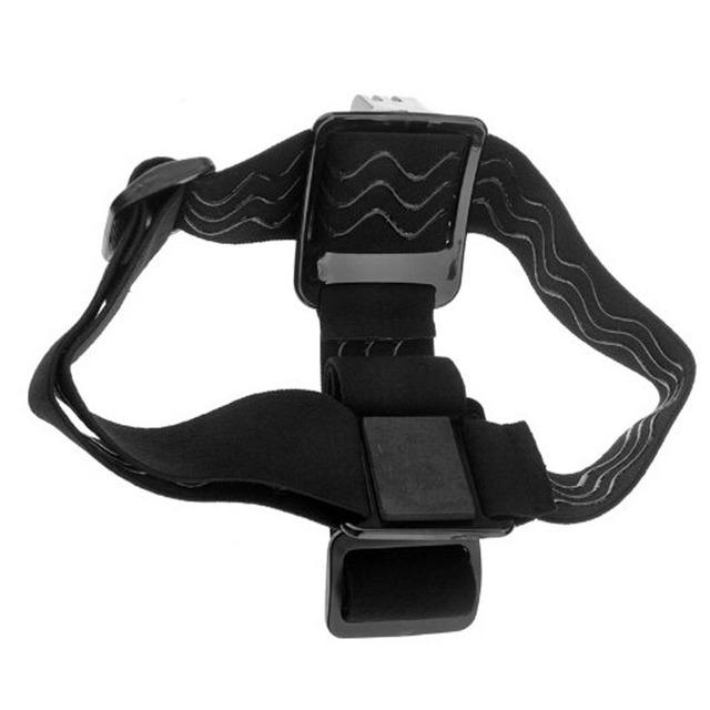 Diadema ajustable elástica para GoPro