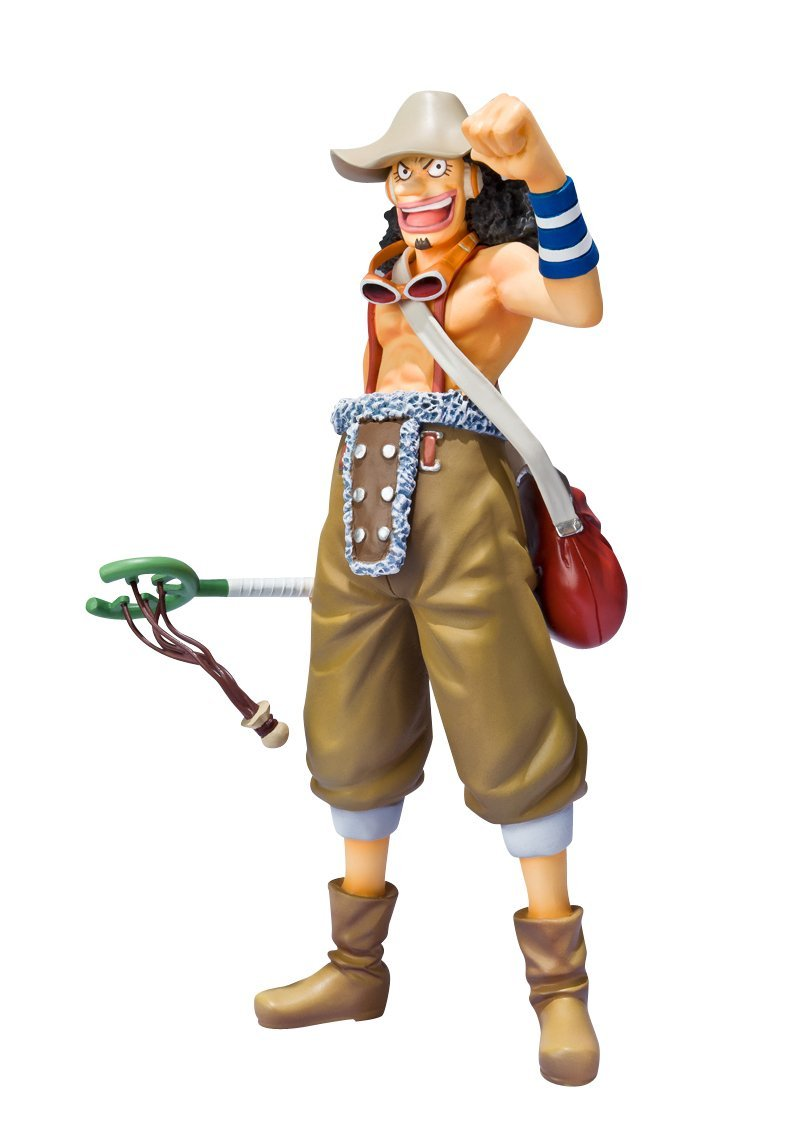 Details about  /16CM One Piece The sniper Usopp Anime Action Figures Collection Toys New In box