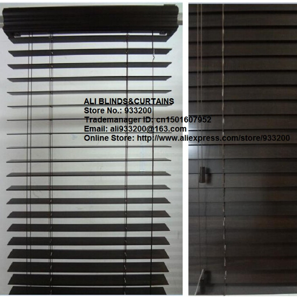 Wood window blinds reviews online shopping wood window for Custom wood windows online