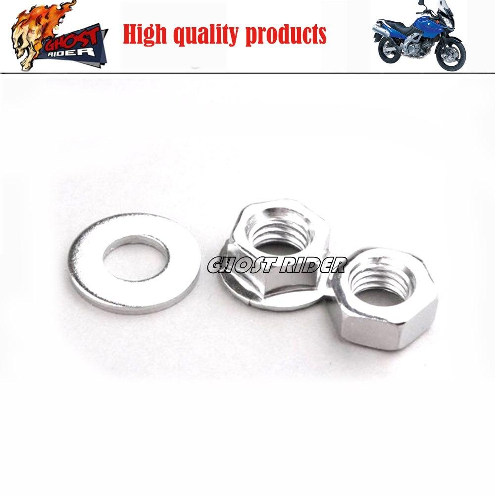 motorcycle parts No Cut Frame Slider Crash Protector For Suzuki ...