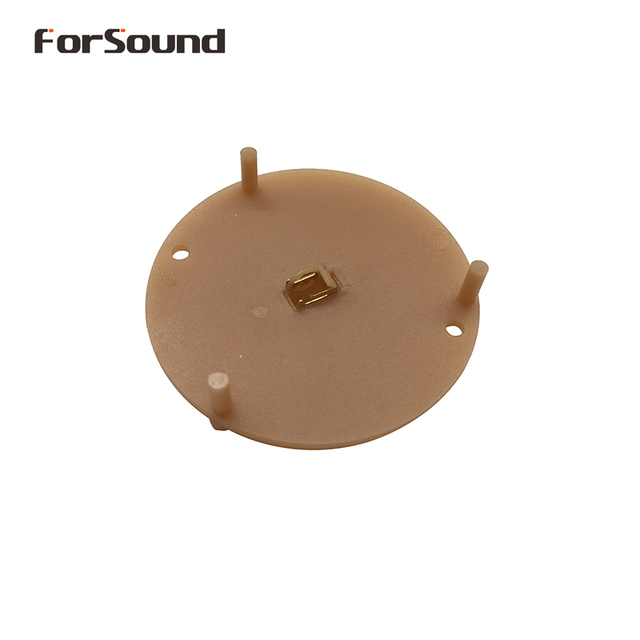 CS63 3Pin Digital CIC Empty Faceplate for Digital CIC Hearing Aid Made