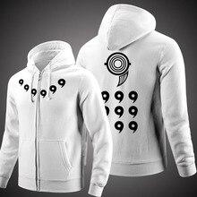 Anime NARUTO Akatsuki Luminous Jacket Unisex Thicken Hoodies