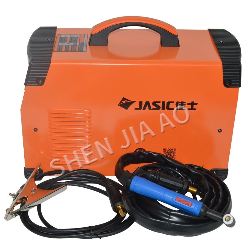 AC and DC pulse argon arc welding machine 30A high frequency oscillation Small anti static aluminum welding machine AC220V