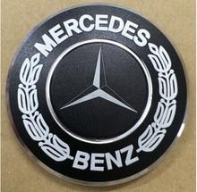HotHandปั่นรอบอยู่ไม่สุขนิ้วปินเนอร์โต๊ะโฟกัสของเล่นของขวัญTorqbar Mercedes-Benzทำเครื่องหมายสังคมของเล่น