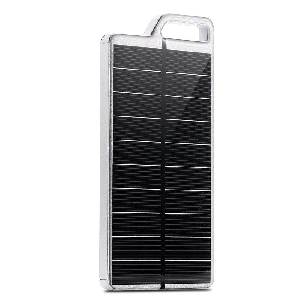 Chargeur solaire PowerGreen nouveauté 10000 mAh 5 V 2A batterie de secours solaire Portable Mini panneau solaire pour téléphone Portable