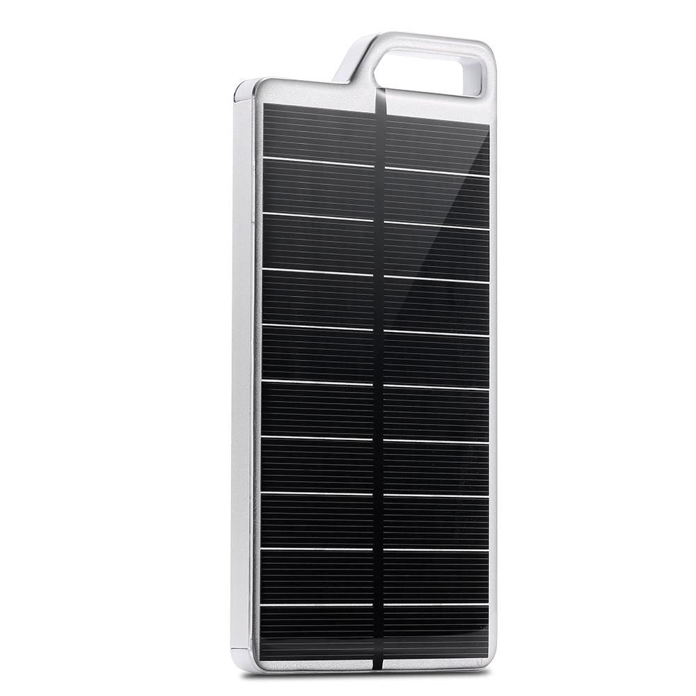 PowerGreen New Arrival Solar Charger 10000mAh 5V 2A Portable Solar Powerbank Mini Solar Panel for Cell Phone