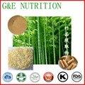 Лучшее Качество натурального Бамбука Стружки Капсулы 500 мг * 1000 шт.