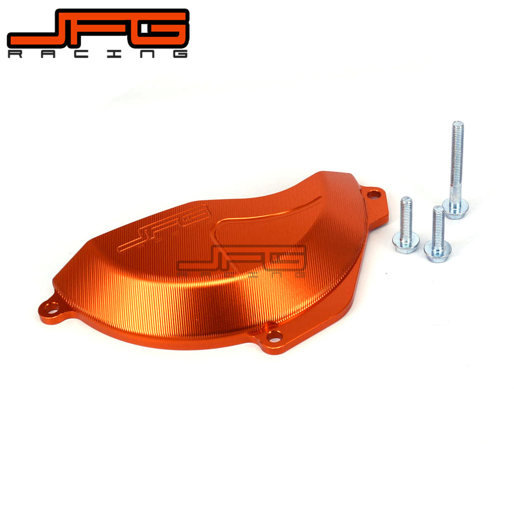 Motorcycle Right Side Engine Case Cover Protector Guard For KTM SX F SXF 250 350 SXF250