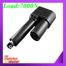 Perfect Performance12/ 24VDC, 150mm/ 6inch stroke, 7000N force heavy duty linear actuator
