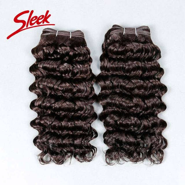 Sleek Aliexpress uk Peruvian Virgin Hair 2pcs/lot Peruvian Curly Virgin Hair Weave Bundles 1# 1b# 2# 4# in store