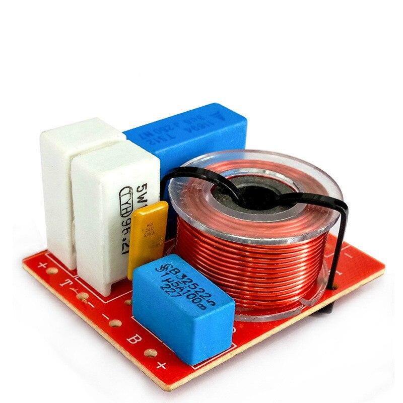 AIYIMA 2 шт 60 Вт 2 способа аудио динамик разделитель частоты ВЧ бас кроссовер фильтр для книжной полки аудио динамик s DIY