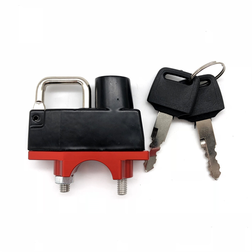Helmet Lock For HOND A CMX250 MSX125 Motorcycle Accessoreis Locks & Latches Key Anti-thief Security Padlock