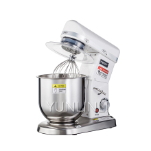 7L Electric Bread Dough Mixer Eggs Blender Kitchen Stand Food Milkshake/Cake Mixer Kneading Machine Dough Maker RC-7L 220v 1000w electric dough mixer professional eggs blender 5l automatic food mixer milkshake cake mixer kneading machine