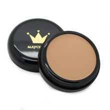 Concealer Foundation Cream Camouflage Moisturizing Oil-control Make Up Primer Perfect Cover Contour Palette