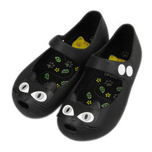 ФОТО belva girls cat princess jelly shoes mary jane flats for toddler little kids baby girls shoes 616