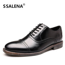Man Flats Classic Leather Shoes Male Round Toe Comfortable Office Shoes Men Wedding Meeting Business Formal Shoes AA51505