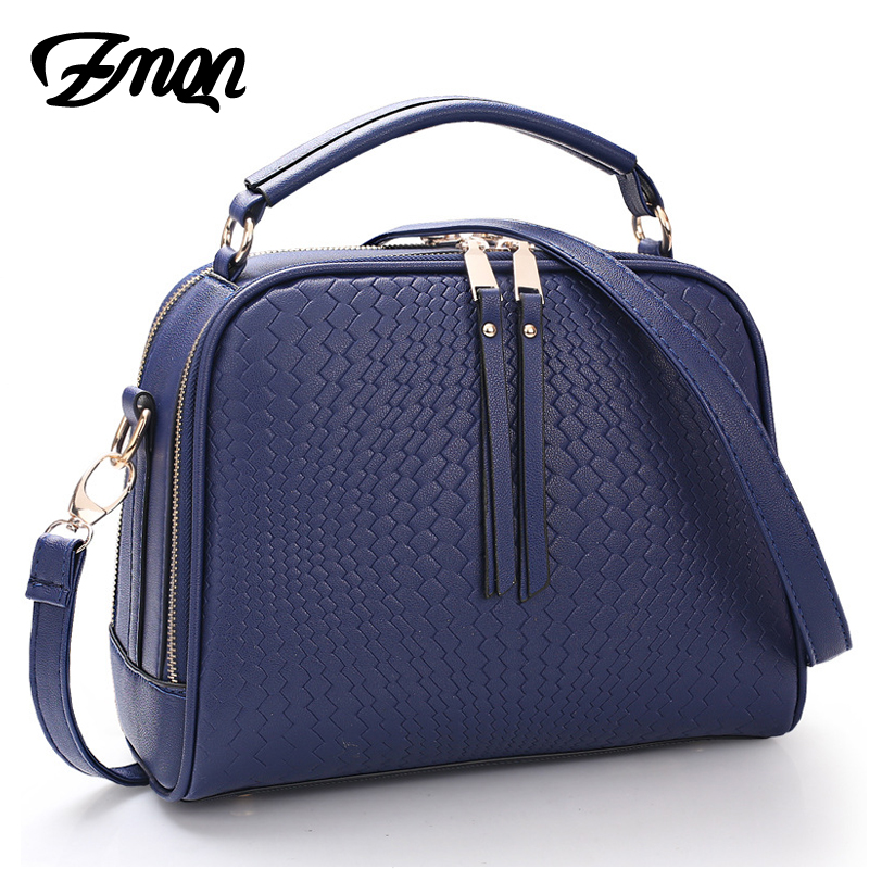 Two Zipper Women Crossbody Bags For Women Small Handbags Leather Famous Brand Fashion Women Messenger Shoulder Bag Wholesale 505 famous brand new 2017 women clutch bags messenger bag pu leather crossbody bags for women s shoulder bag handbags free shipping