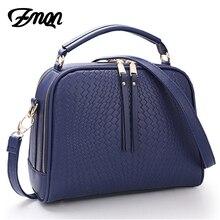 Zwei Reißverschluss Frauen Crossbody Taschen Für Frauen Kleine Handtaschen Leder Berühmte Marke Mode Frauen Messenger Schultertasche Großhandel 505