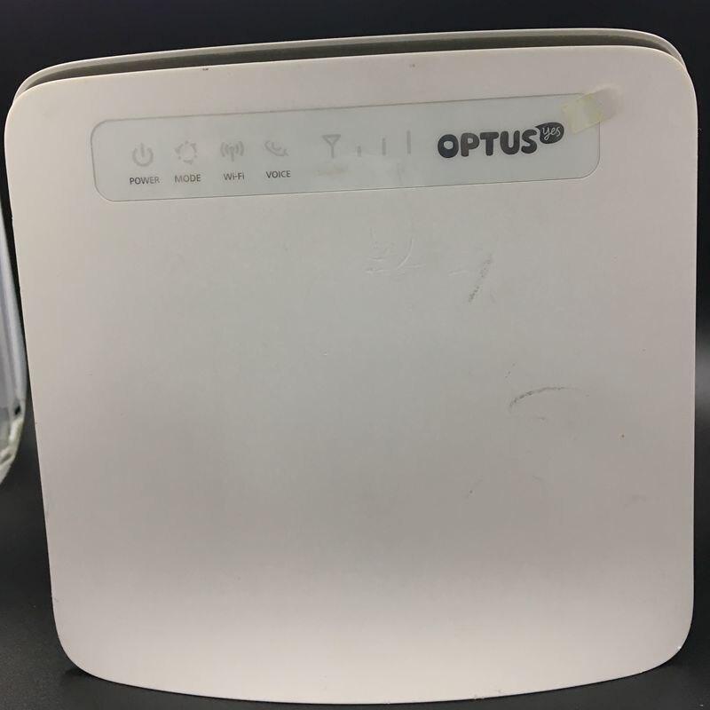 Déverrouillé Utilisé Huawei E5186 E5186s-61a avec Antenne 4g LTE CAT6 300 Mbps CPE Sans Fil Routeur Hotspot Gateway PK B593, b310, E5172