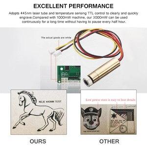 Image 4 - NEJE 1000mW 3000mW Mini USB Laser Engraver DIY Desktop CNC Router Laser Engraving Machine Marking Machine Cutter for Wood