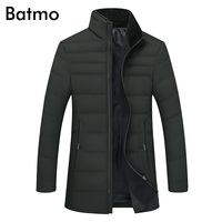 Batmo 2017 New Arrival Winter High Quality 90 White Duck Down Warm Men S Jackets Size