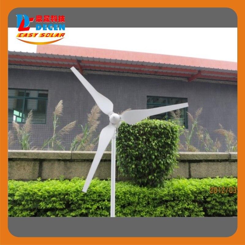 MAYLAR@ 12V or 24VDC 300W High Efficiency Wind Generater, Low Noise Easy Install maylar 12v 24v auto wind