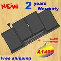 "Baterii dla MacBook Air 13 ""Model A1369 Mid 2011, A1466 A1405 baterii 020-7379-A MC965 MC966 MD231 MD232 2012 rok"