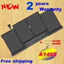 Batterie pour MacBook Air 13 pouces A1369 Mid 2011, A1466 A1405 020 7379 A MC965 MC966 MD231 MD232 année 2012