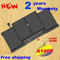 """Battery For MacBook Air 13"""" Model A1369 Mid 2011, A1466 A1405 Battery 020-7379-A MC965 MC966 MD231 MD232 2012 year"""