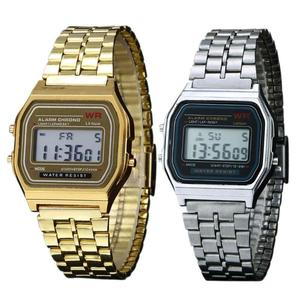 Watch Men Business Golden Gold