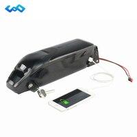 36 вольт 500 W электрический велосипед вниз трубки bttery 36 v 15ah литиевая батарея для электровелосипеда пакет использовать ICR18650 ячейке с 2A зарядно