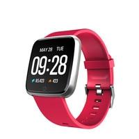 Women Gift 6 style Smart Wristband Heart Rate Monitor Smart Bracelet Fitness Tracker Alarm Clock Smart Watch Band Female Girl