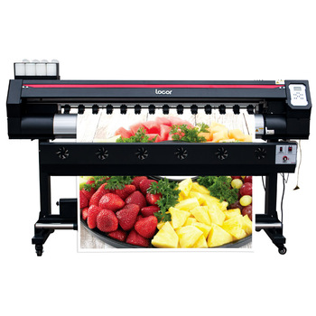 2018 best sales Large Format Inkjet 6feet Flex Banner Printing Machine 165cm Eco Solvent Printer