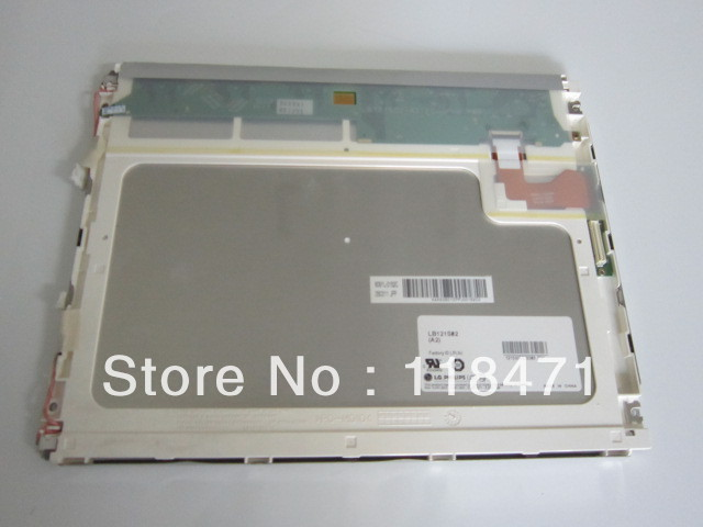 12.1 Original A+ Grade LB121S02  LCD Panel for L.G Display12.1 Original A+ Grade LB121S02  LCD Panel for L.G Display