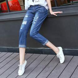 Femme Roupa calca Feminina женские джинсы для женщин Весна Стрейч таллас Grandes узкие корейские джинсовые Uzun джинсы для мотобрюки