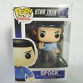 Funko POP Television Star Trek Spock Action Figure Model With Gift Box Toy Vinyl PVC Television Character Figures Dolls Collecti