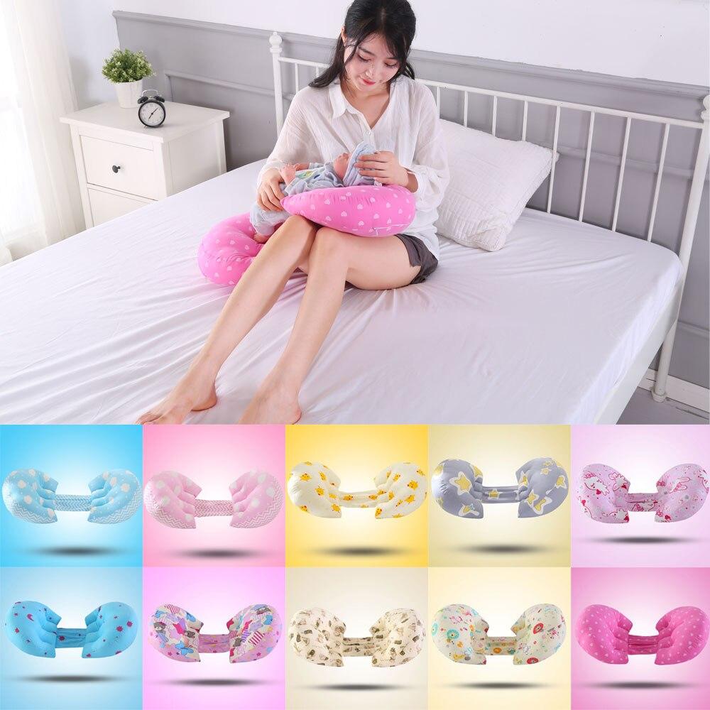 Многофункциональный беременных Для женщин для беременных и матерей после родов U-Форма мягкая подушка живота для всесторонней защиты Уход спальные Поддержка подушки